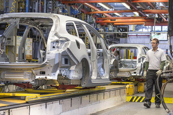 Automobile Industry uses Steel in Various Parts